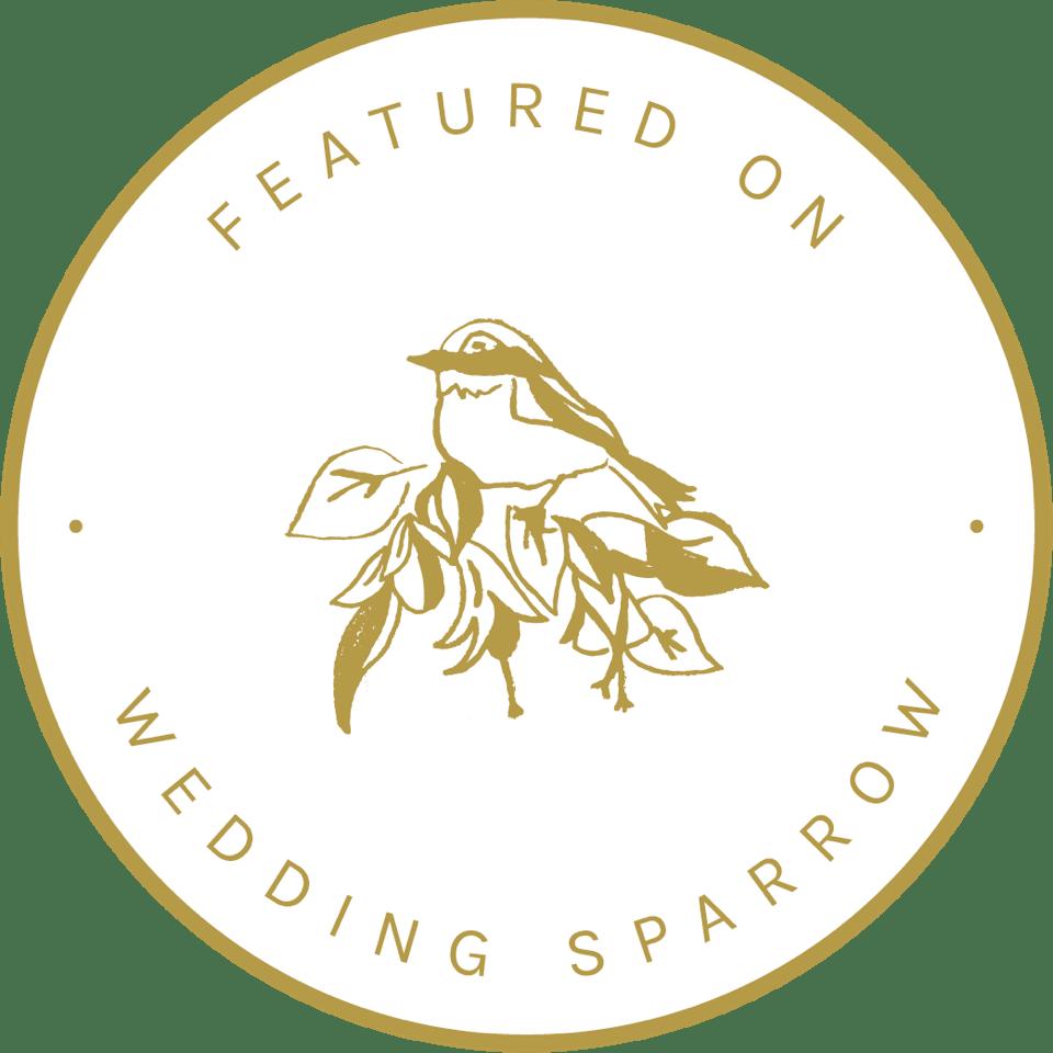 Wedding Sparrow Logo